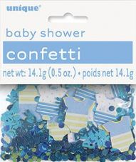 Blue Baby Shower Confetti 14.1g